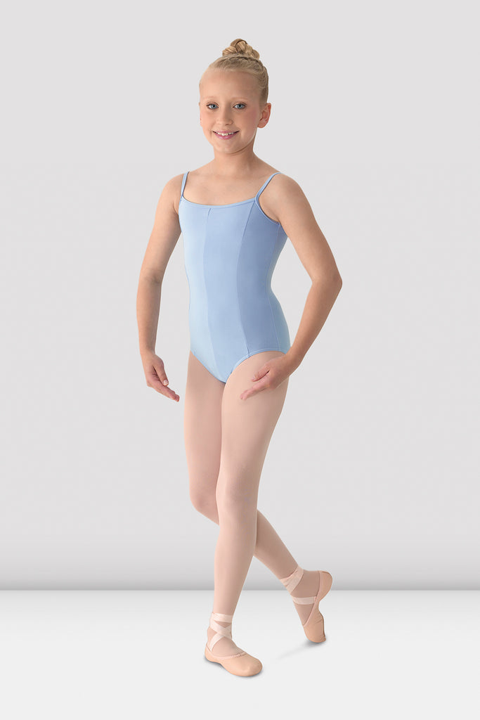 Girls Mirella Camisole Leotard