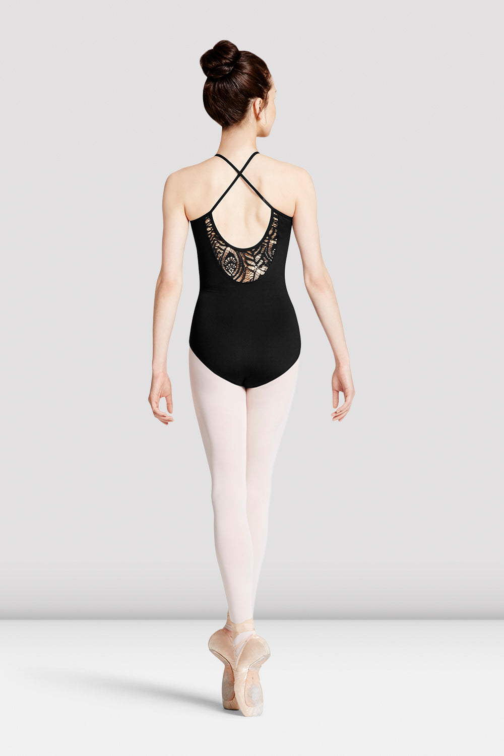 Ladies Mirella Cross Back Leotard