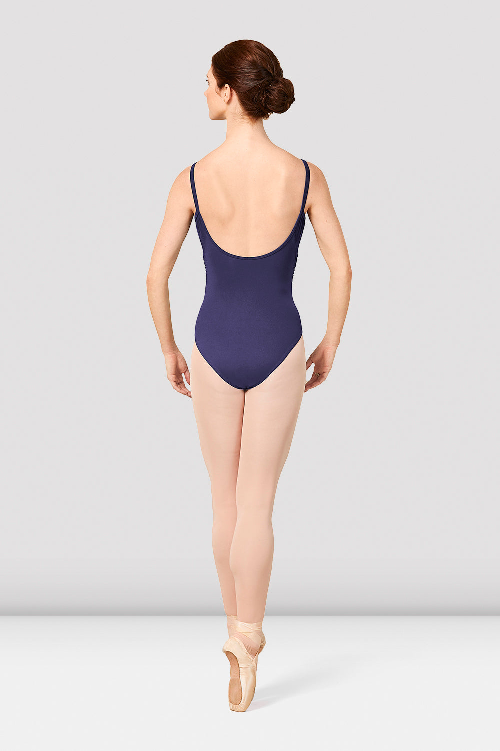 Ladies Mirella Vienna Mesh Wrap Front Leotard