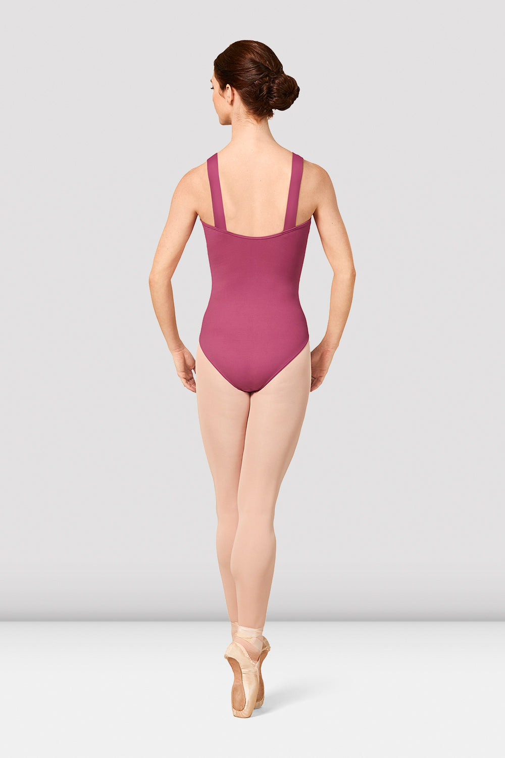 Ladies Mirella Vienna Wide Strap Leotard