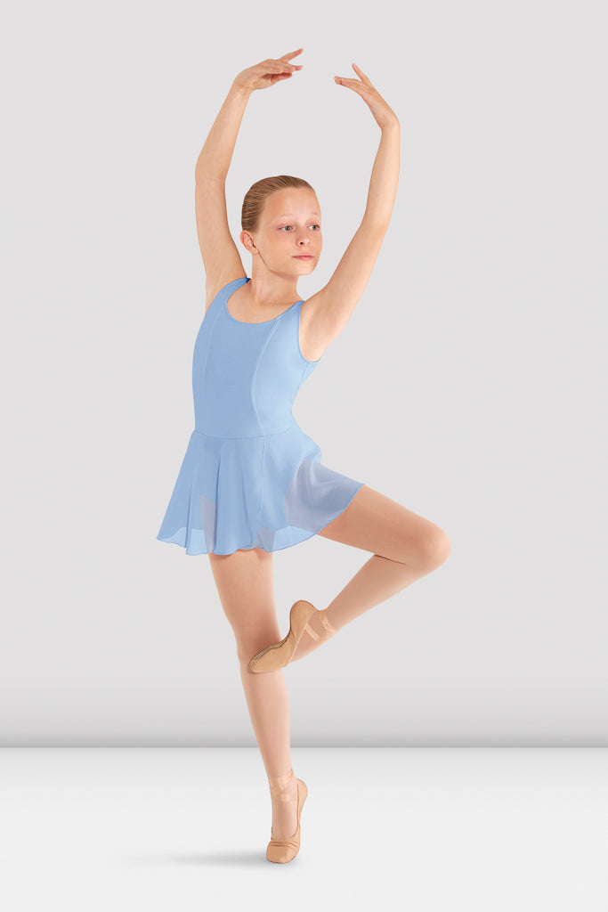Girls Mirella Skirted Tank Leotard