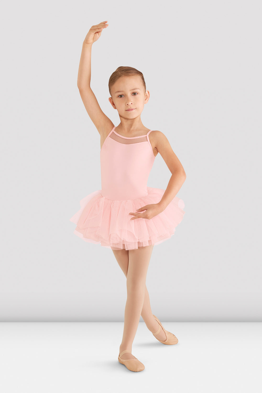 Girls Mirella Tutu Leotard