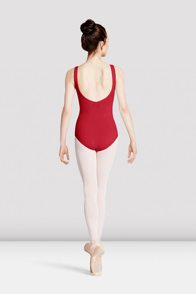 Ladies Mirella Tank Leotard with Bust Support