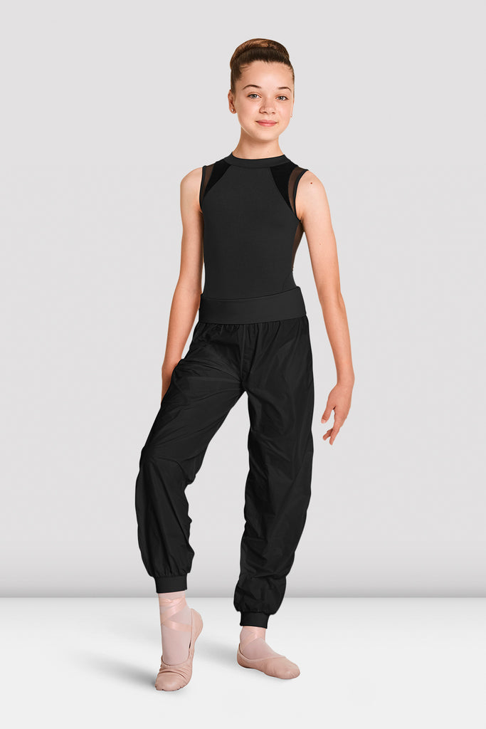 Girls Mirella Rip Stop Warm-up Pant