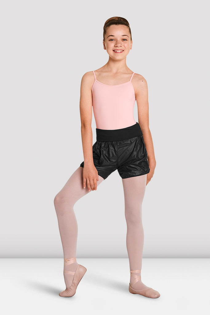 Girls Mirella Rip Stop Warm-up Shorts