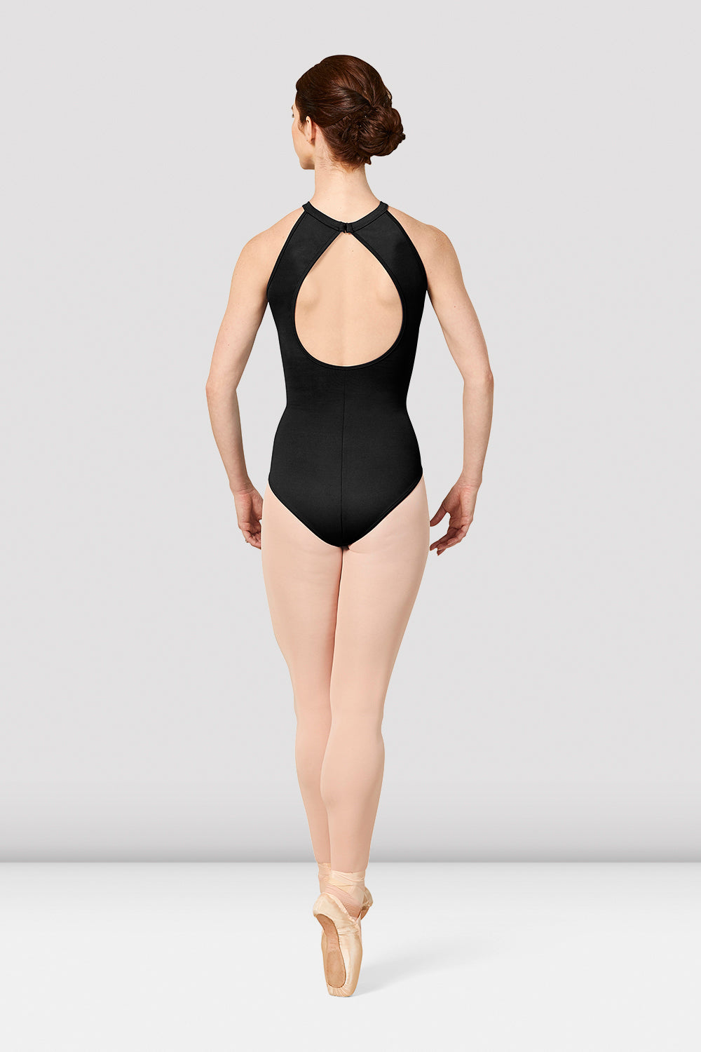 Ladies Mirella Vienna Mesh Open Back Leotard