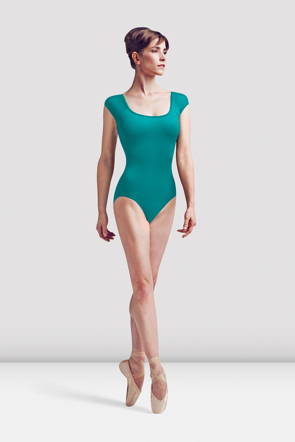 Ladies Mirella Jozette Twin Plait Back Leotard