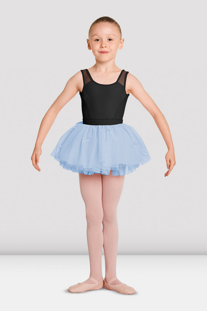 Girls Mirella Bow Tulle Tutu