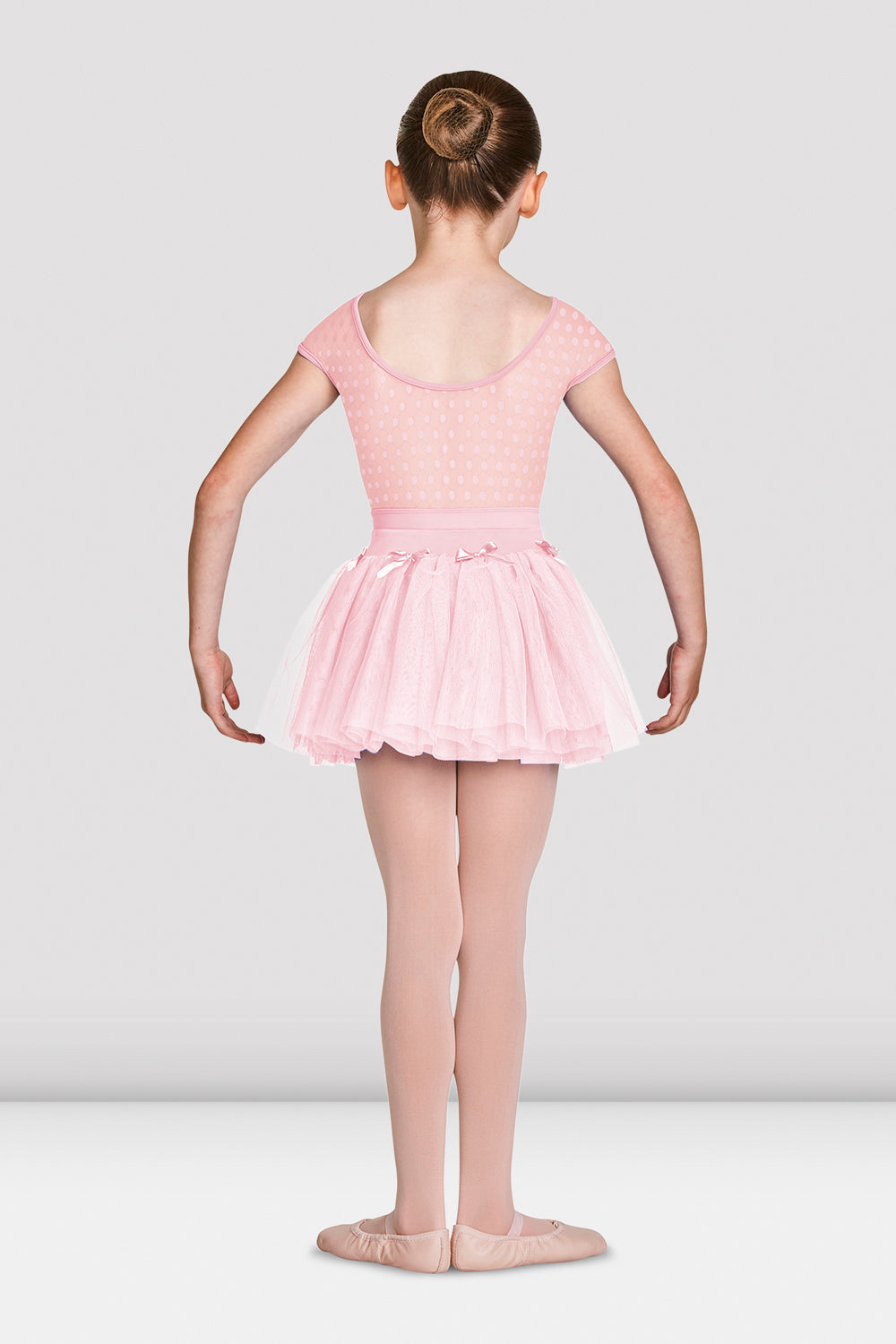 Girls Mirella Bow Motifs Tutu Skirt