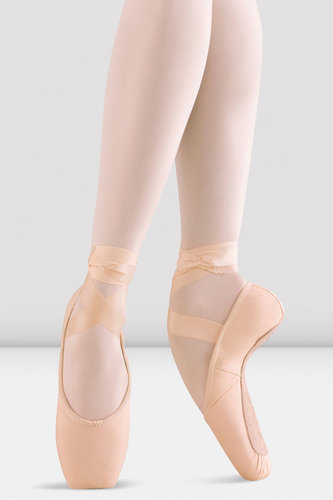 Mirella Whisper Matte Pointe Shoes