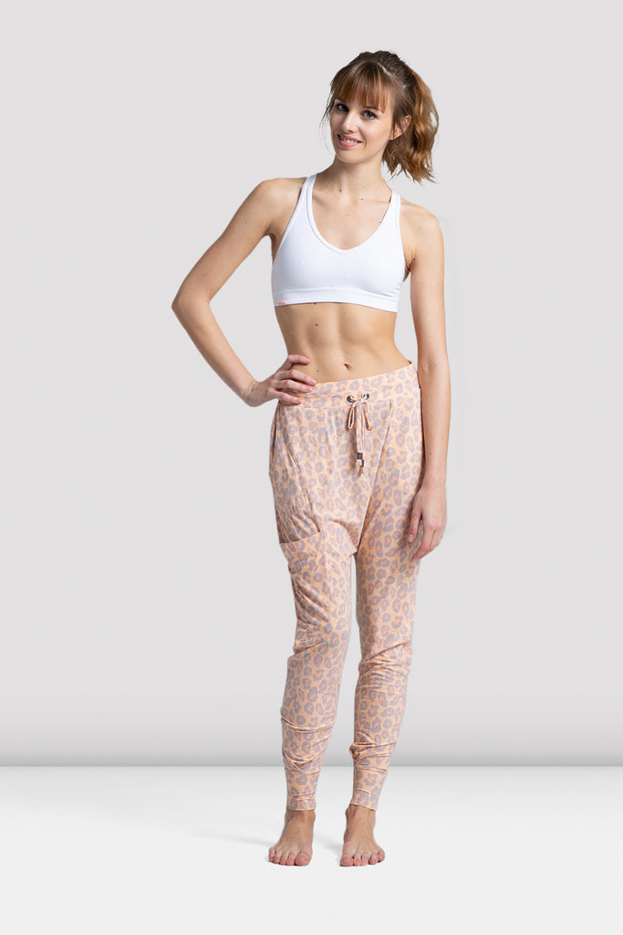 Ladies Jersey Harem Pant