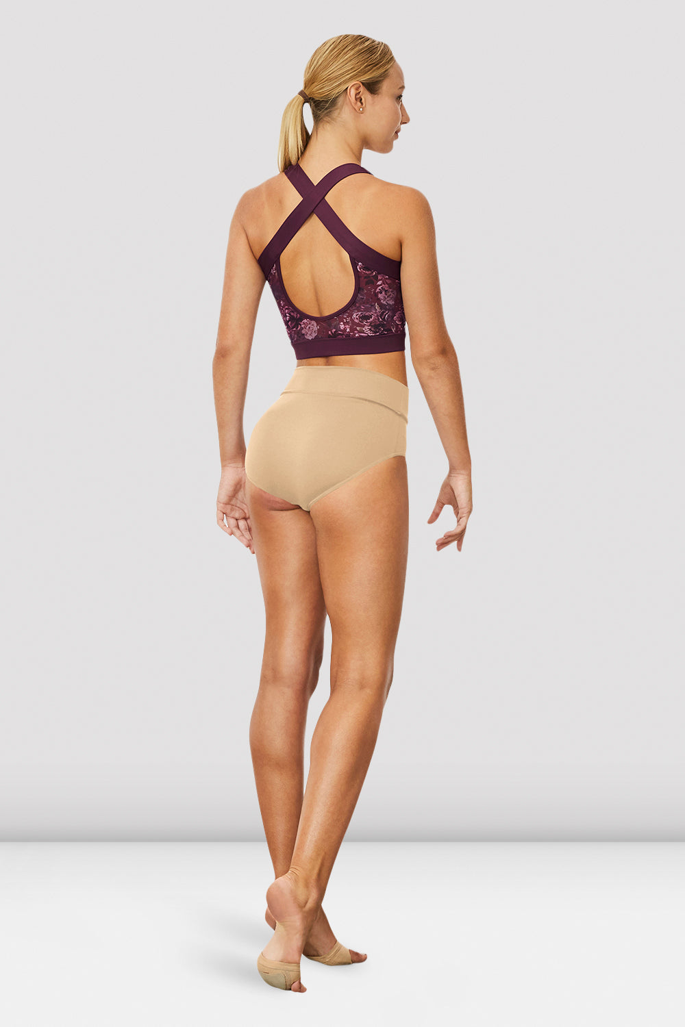 Ladies Armelle High Waist Briefs