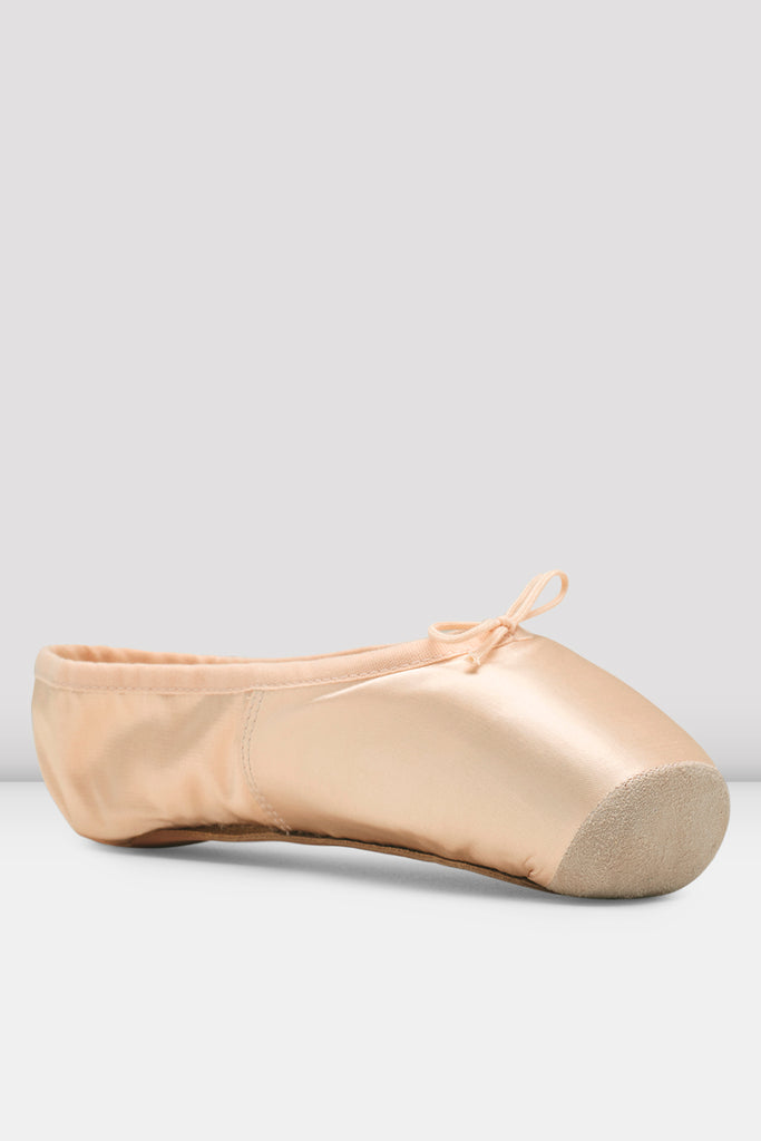 Triomphe Suede Toe Cap Pointe Shoes