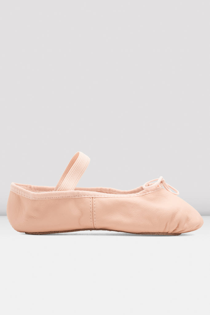 Girls Arise Leather Ballet Shoes