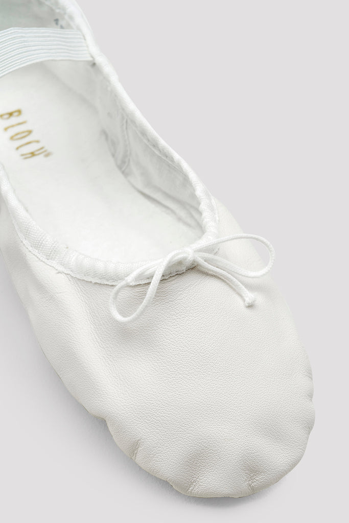 Ladies Arise Leather Ballet Shoes