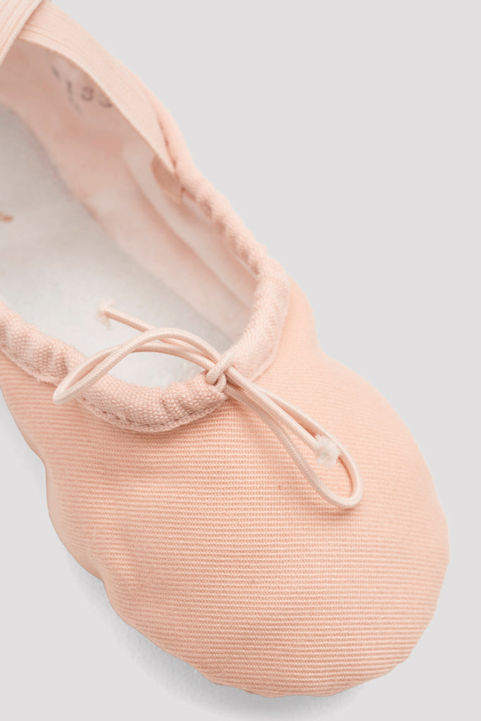 Girls Prolite 2 Canvas Ballet Shoes