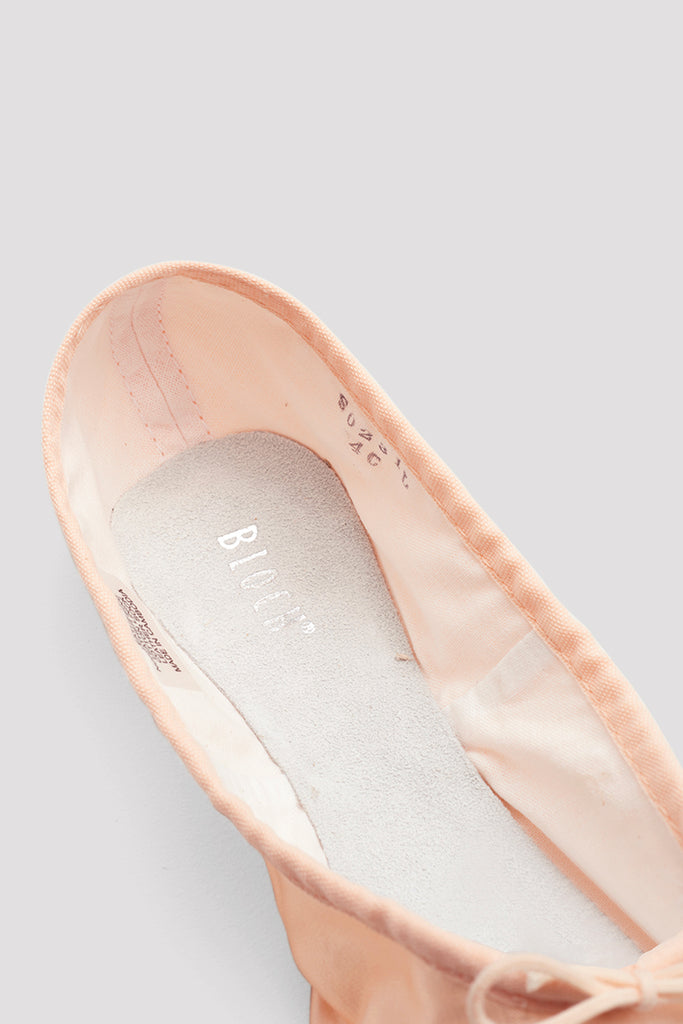 Ladies Prolite Satin Ballet Shoes