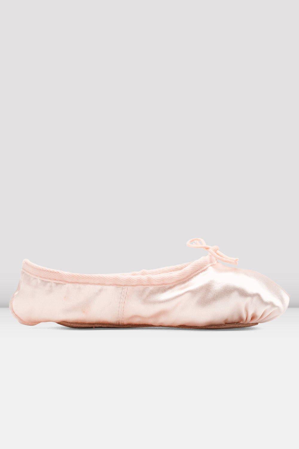 Girls Debut Satin Ballet Shoes