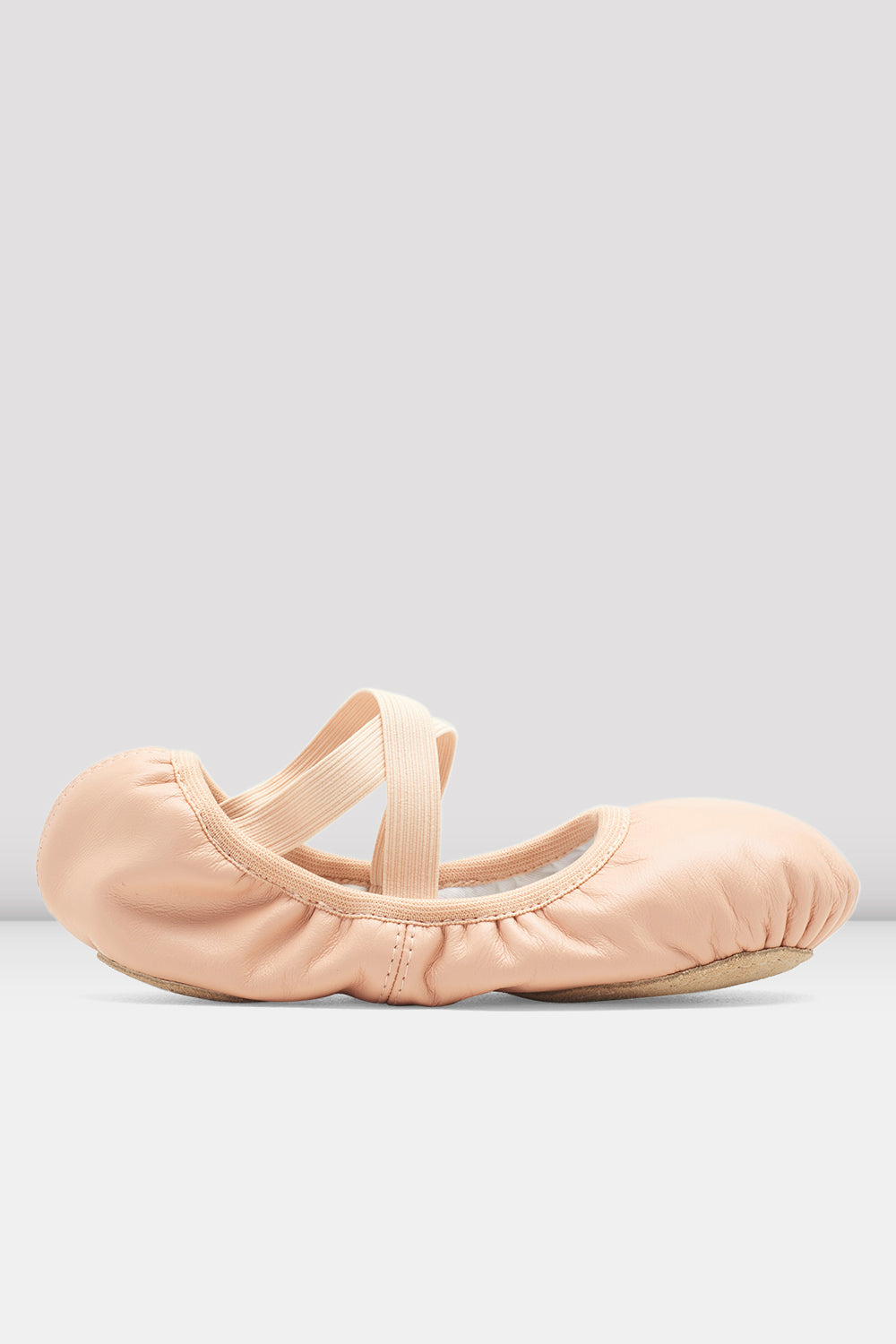 Ladies Odette Leather Ballet Shoes