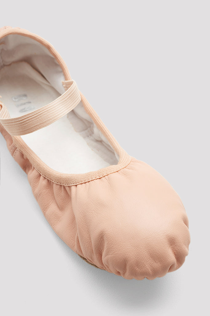 Ladies Giselle Leather Ballet Shoes