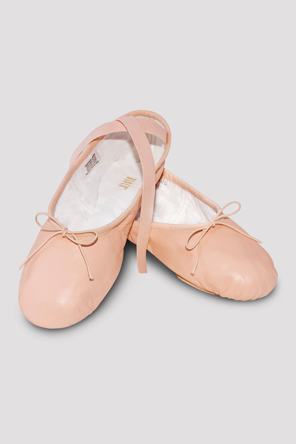 Ladies Proform Leather Ballet Shoes