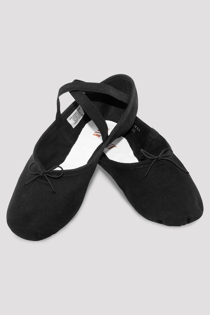Mens Classic Pro Canvas Ballet Shoes