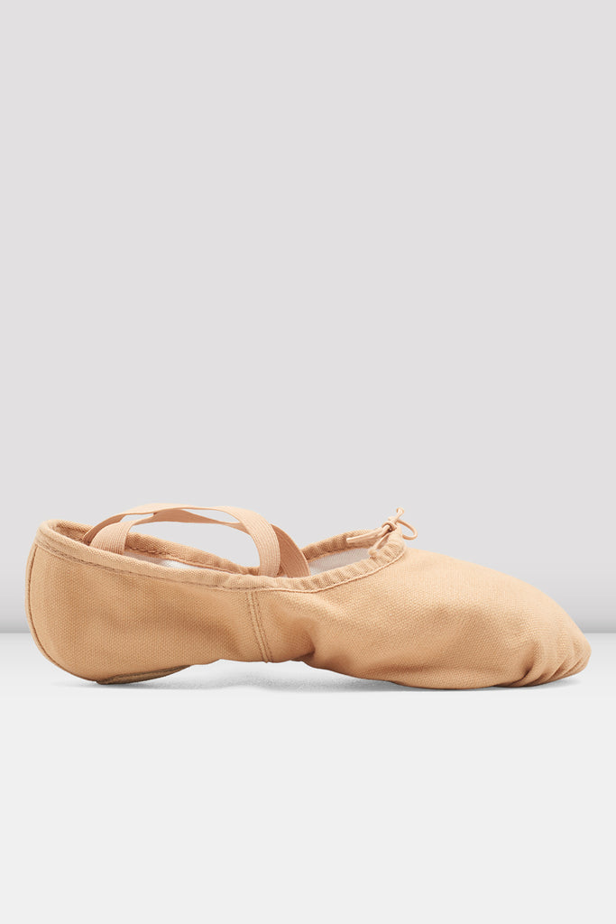 Mens Pump Canvas Ballet Shoes