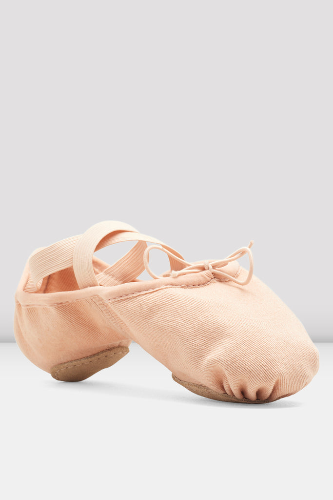Ladies Zenith Stretch Canvas Ballet Shoes
