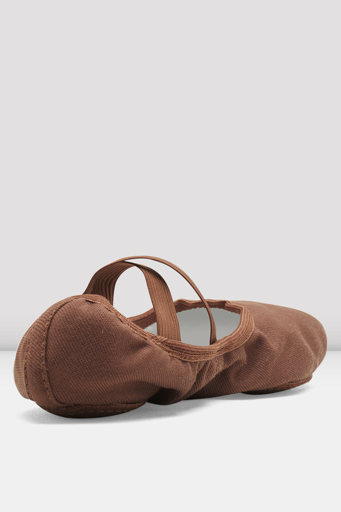 Ladies Performa Stretch Canvas Ballet Shoes