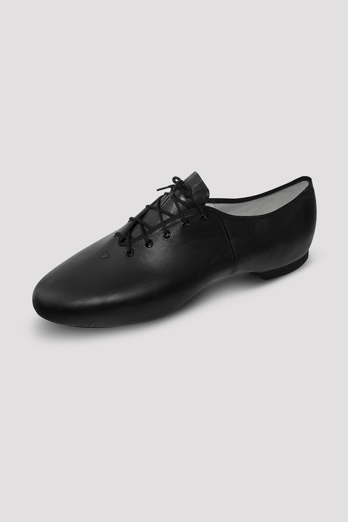 Mens Leather Jazz Shoes