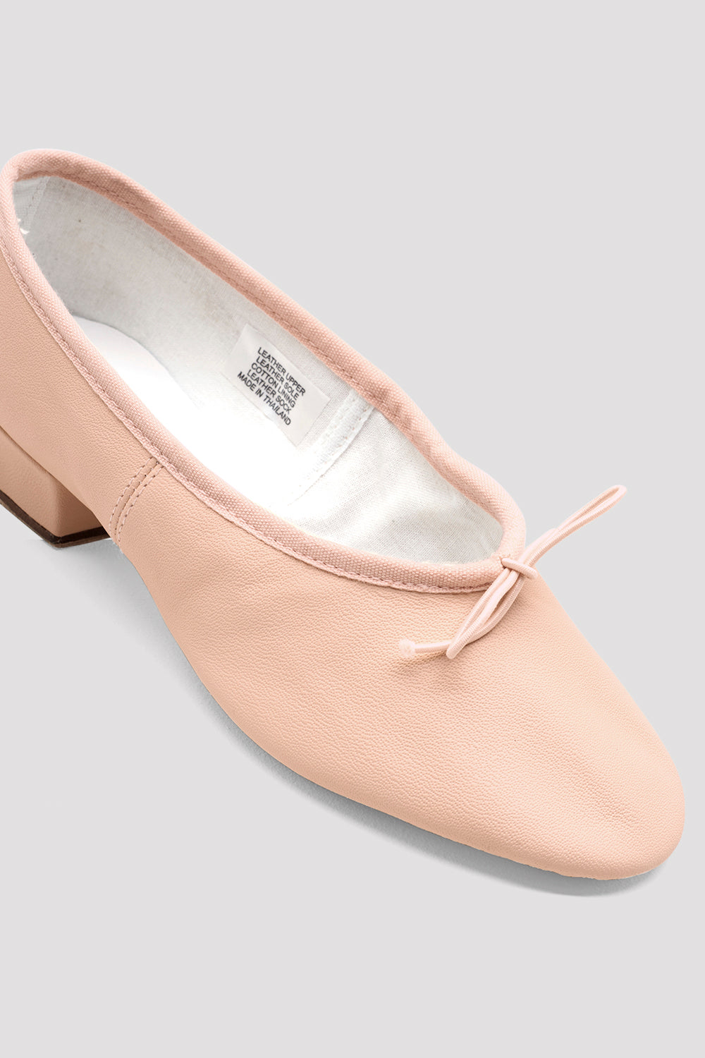Ladies Paris Leather Teaching Shoes