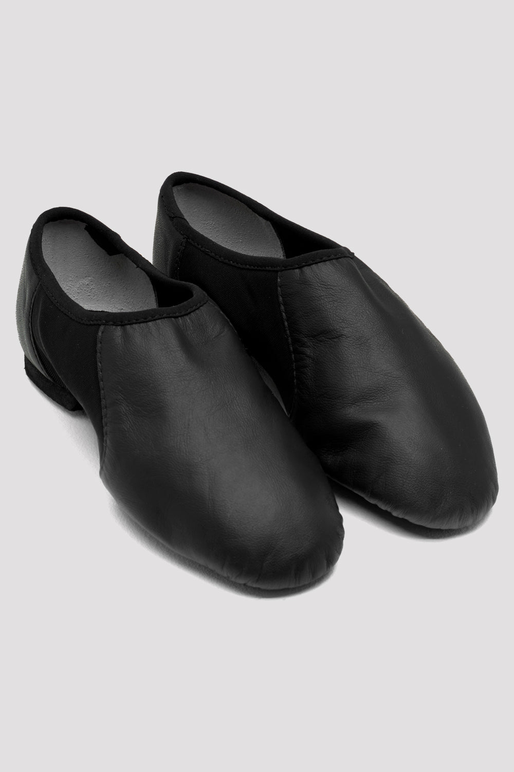 Ladies Neo-Flex Slip On Leather Jazz Shoes