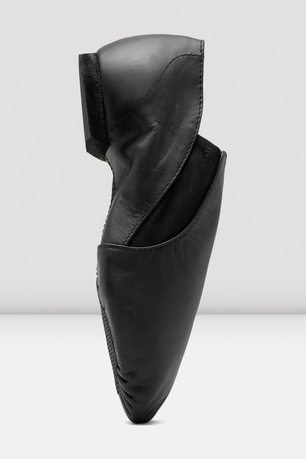Ladies Leather Elasta Jazz Booties