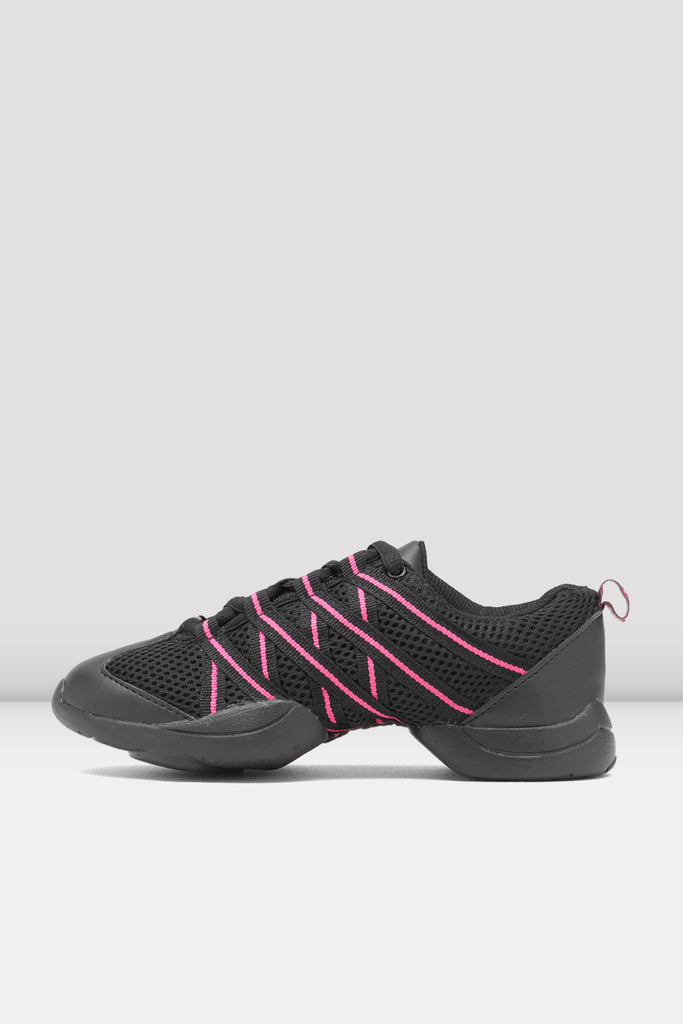 Adult Criss Cross Split Sole Dance Sneakers