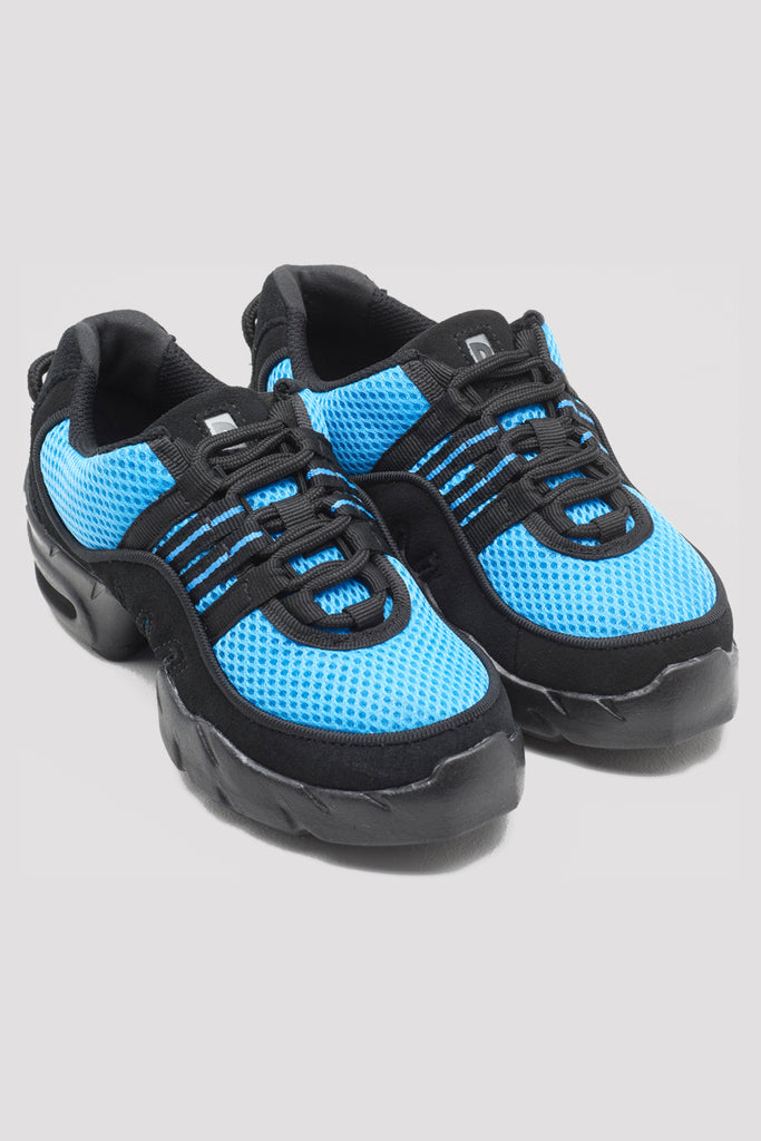 Adult Boost Mesh Split Sole Dance Sneakers