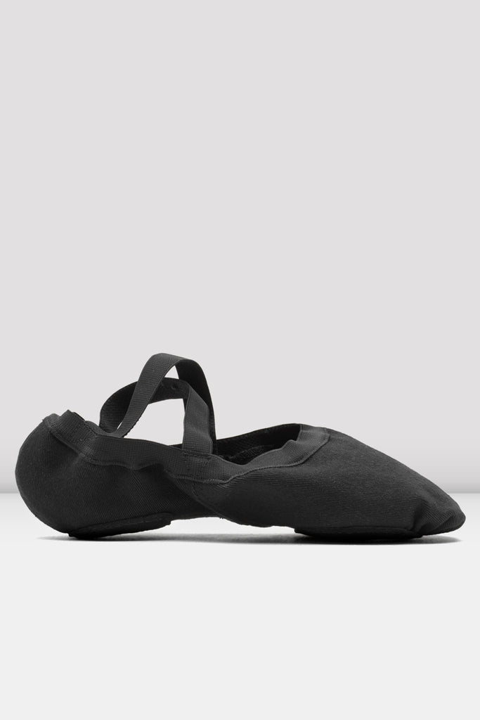 Mens Synchrony Stretch Canvas Ballet Shoes