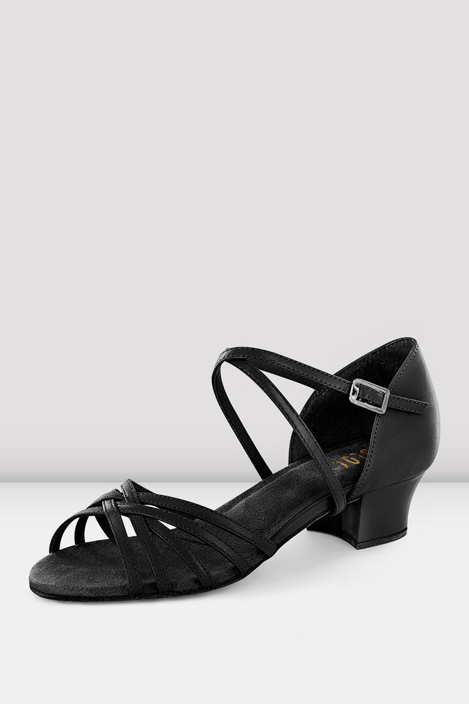 Ladies Annabella Latin Practice Shoes