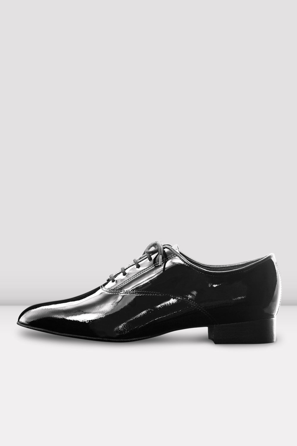 Mens Richelieu Patent Ballroom and Latin Shoes