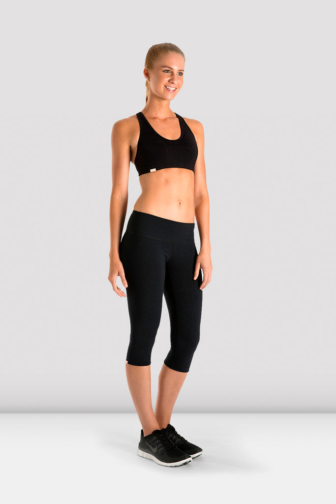 Ladies Suprima Regular Rise Half Legging