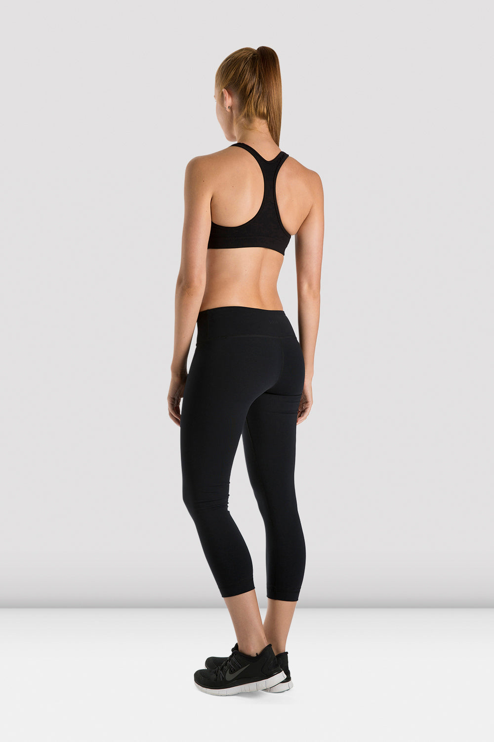 Ladies Suprima Mid Rise Seven Eights Legging