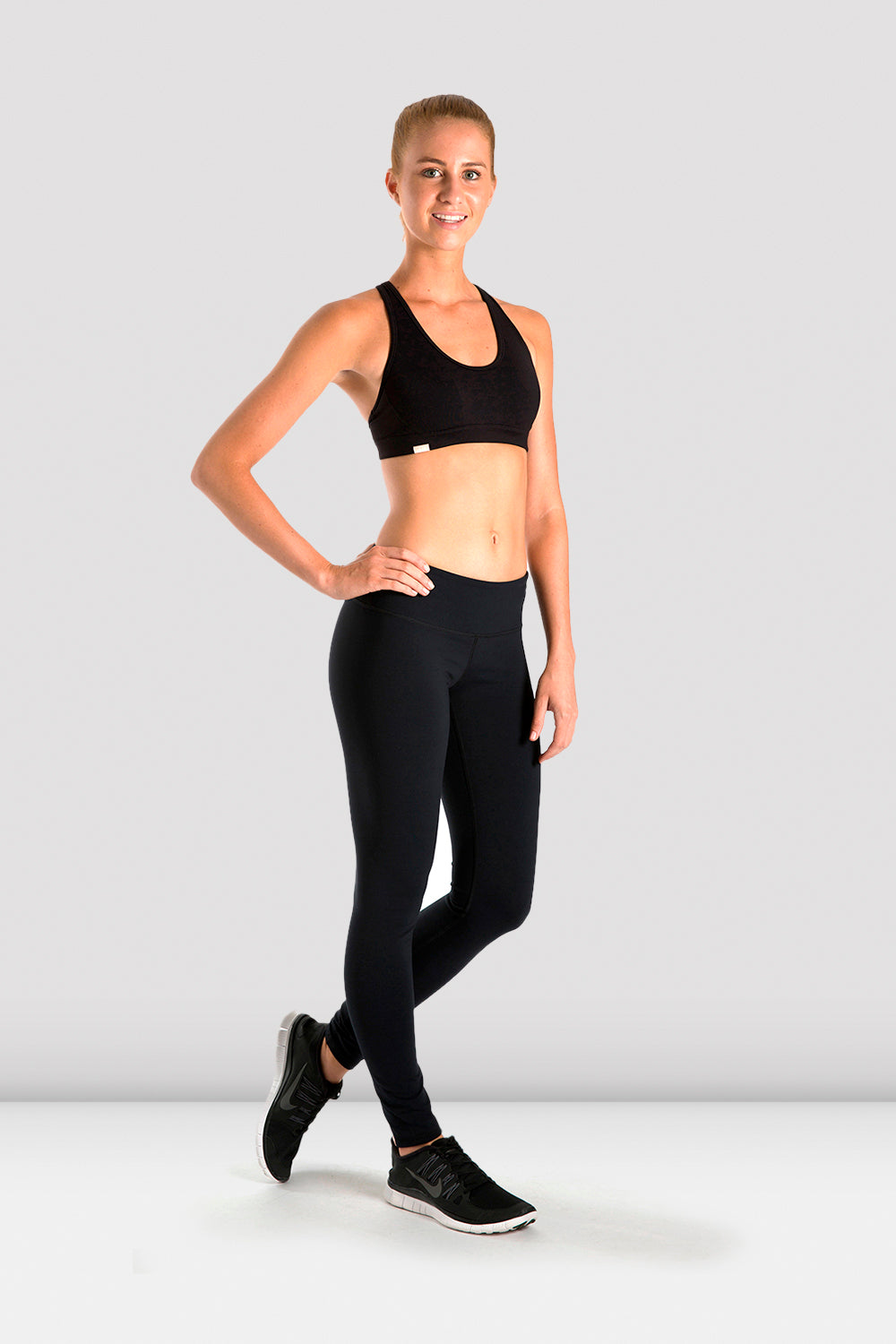 Ladies Suprima Regular Rise Long Leggings