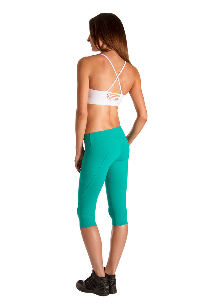 Ladies Half Legging