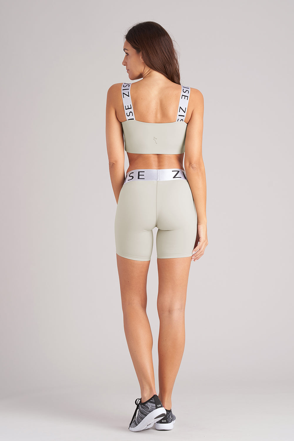 Zise Gigi Wide Strap Crop Top