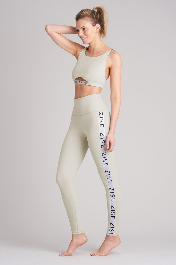 Zise Mimi Deep Waistband Leggings