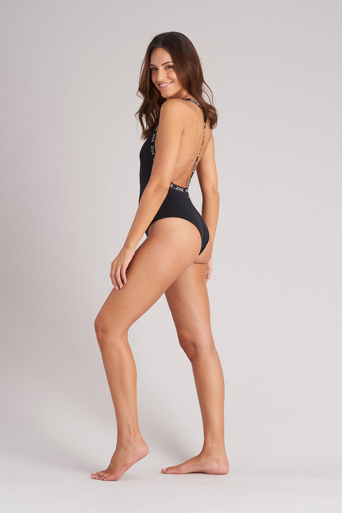 Zise Gigi T-Back Leotard