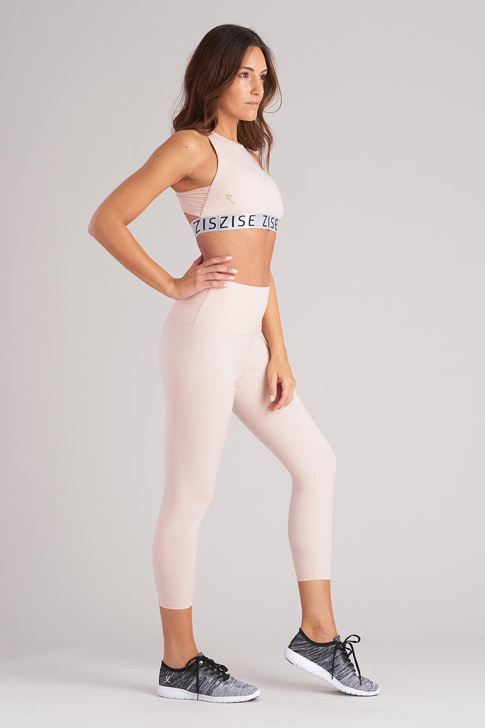 Zise Gigi Deep Waistband 7/8 Leggings