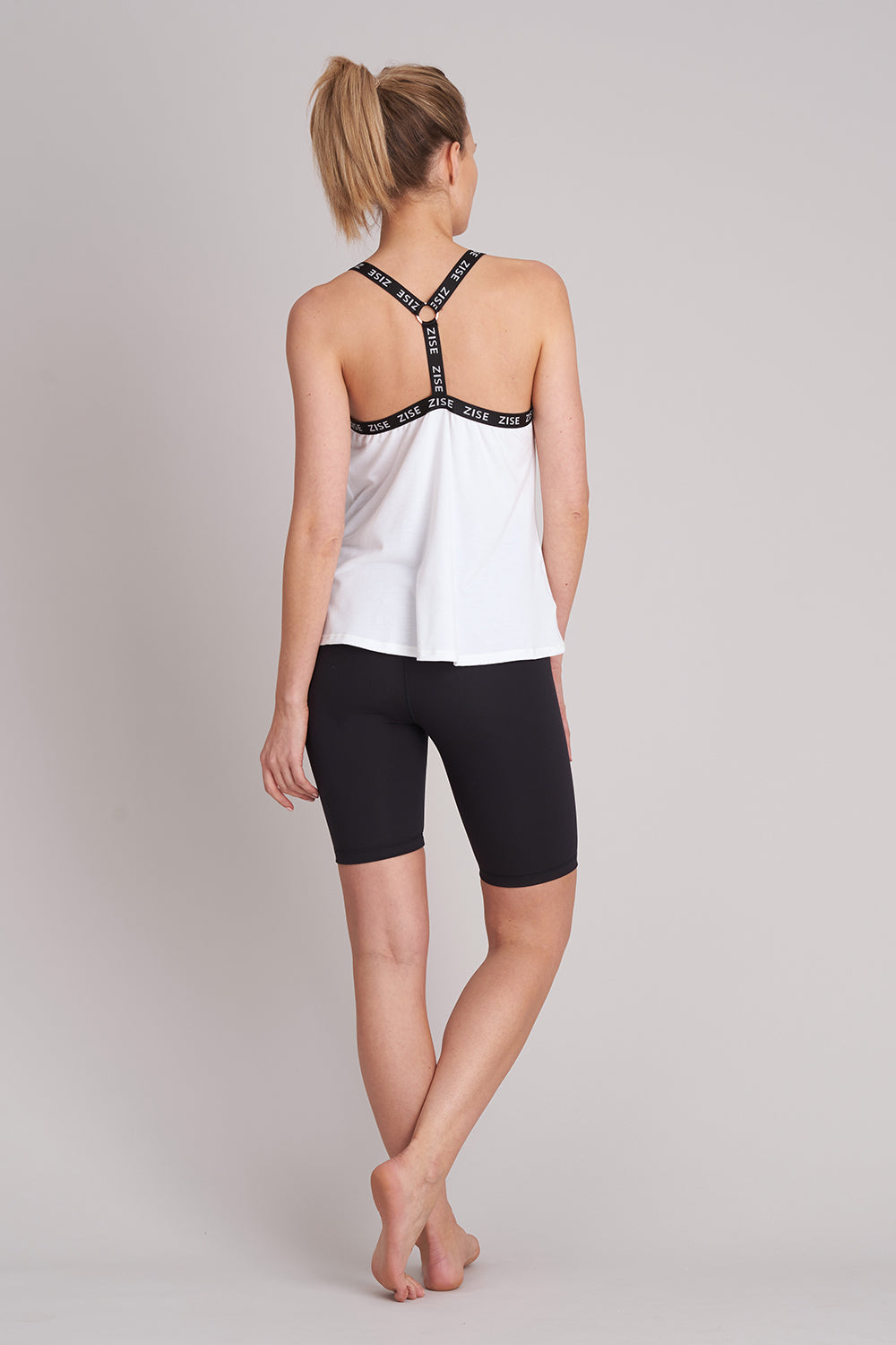Zise Emmy T-Back Vest Top