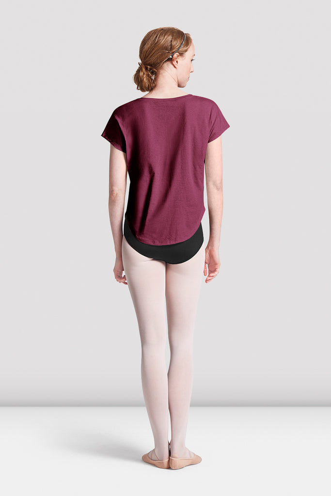 Ladies Ravita Boatneck T-Shirt