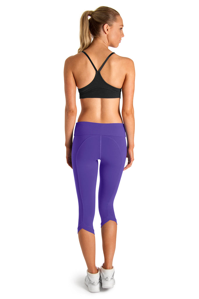 Ladies Three Quarter Legging