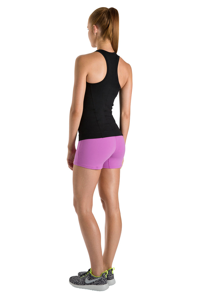 Ladies Active Racer Back Top